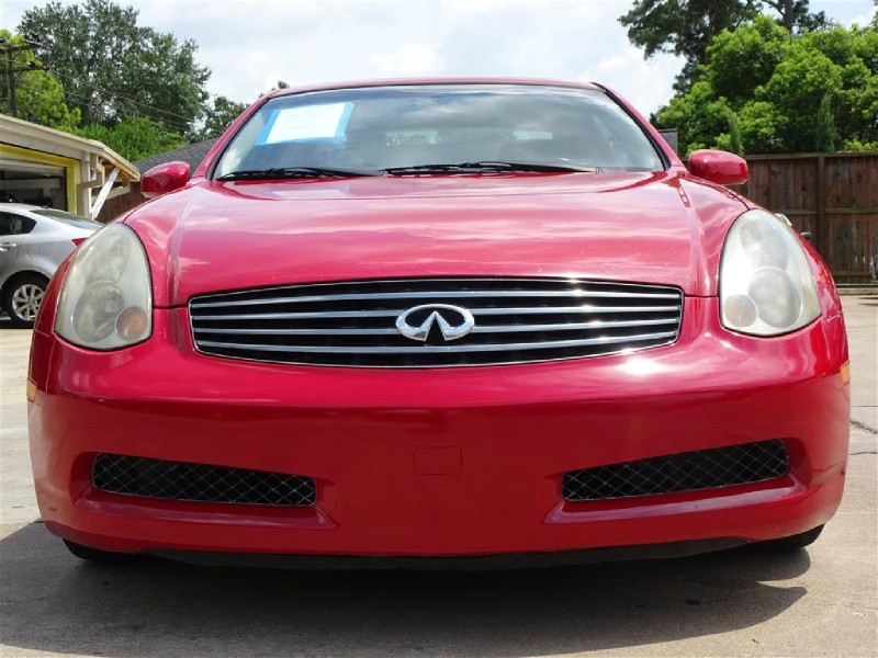 Infiniti G35 Coupe 2005 price $7,995