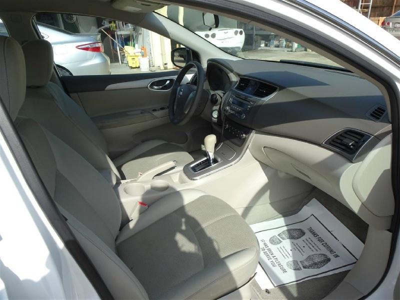 Nissan Sentra 2014 price $9,995