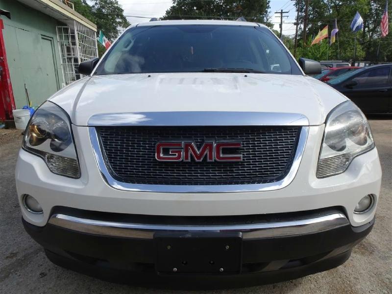 GMC Acadia 2010 price $9,995