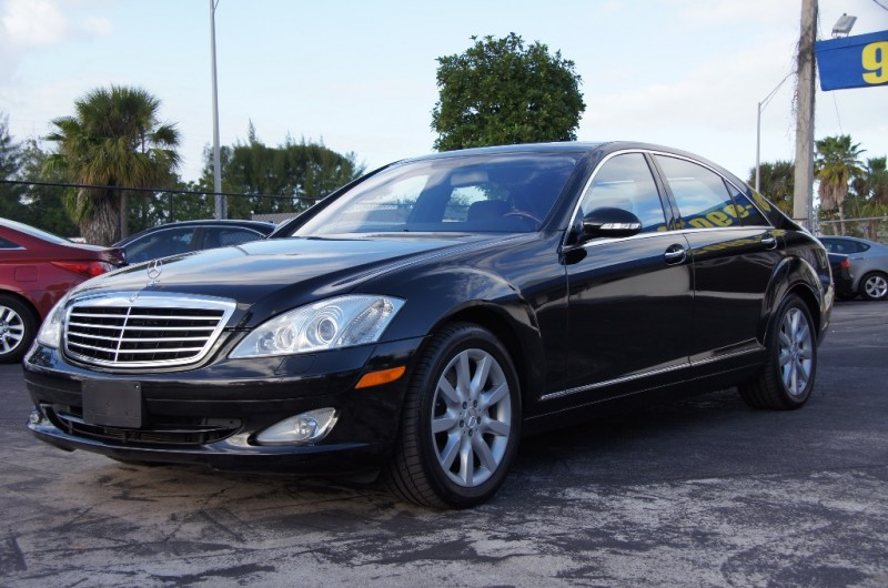Used mercedes benz s class for sale fort lauderdale fl for Used mercedes benz for sale in florida