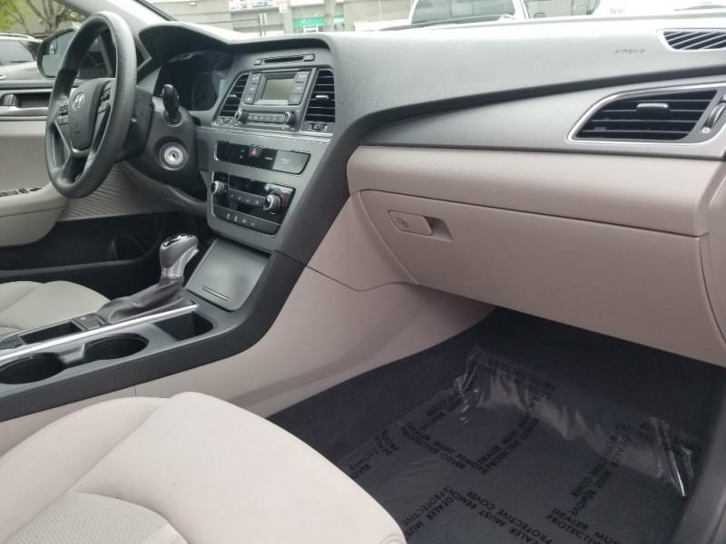 Hyundai Sonata 2017 price $7,995