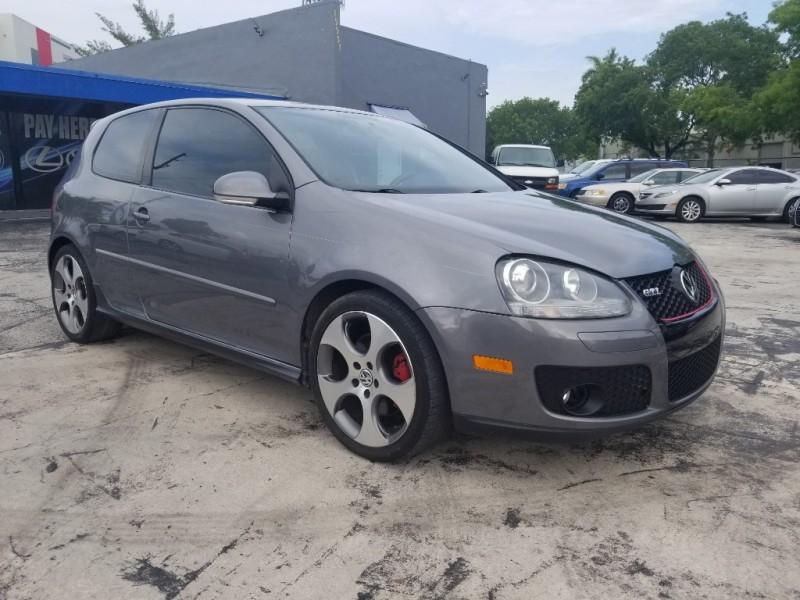 Volkswagen GTI 2009 price $4,995