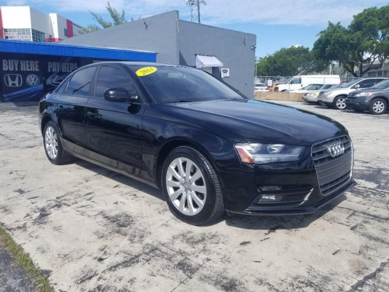 Audi A4 2014 price $7,995