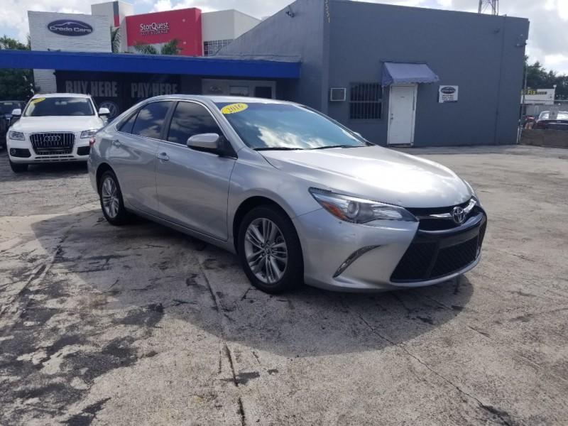 Toyota Camry 2016 price $9,995