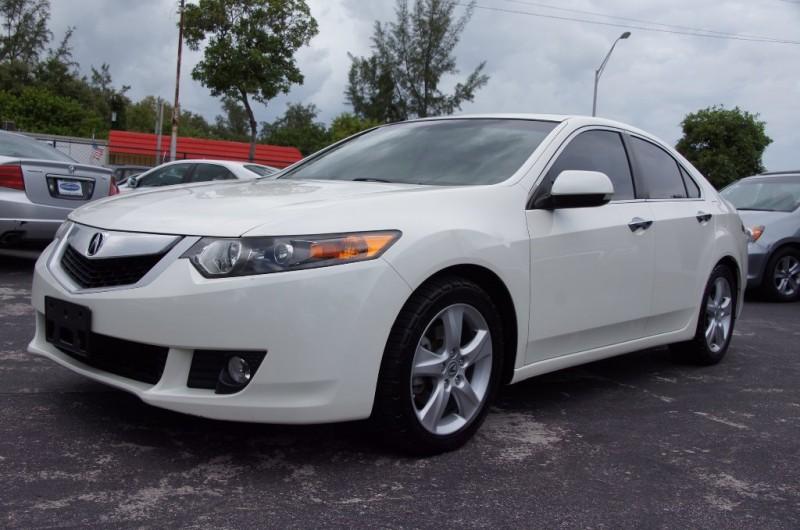 2012 Acura TSX - Inventory | CREDO CARS LLC | Auto dealership in NORTH MIAMI BEACH, Florida