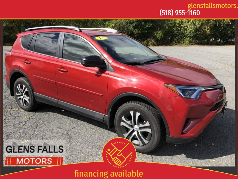 Toyota RAV4 2017 price $18,999