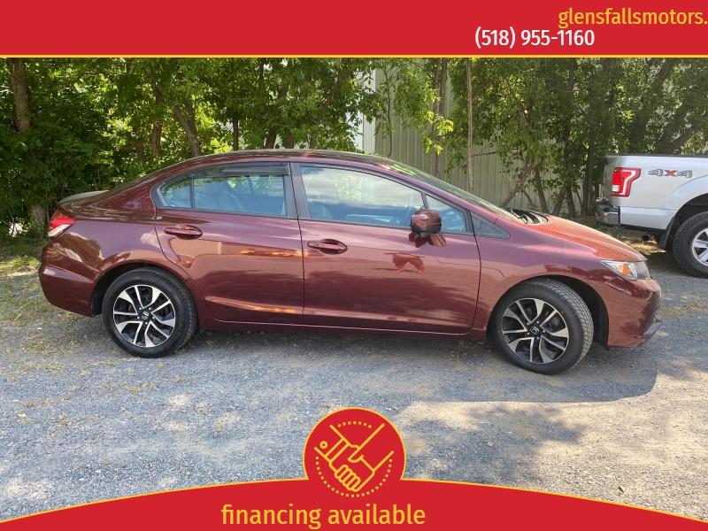 Honda Civic Sedan 2015 price $11,948