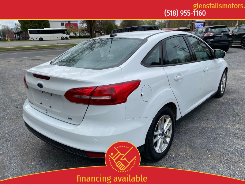 Ford Focus 2016 price $7,942