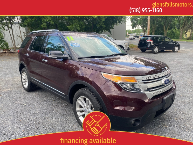 Ford Explorer 2011 price $14,989