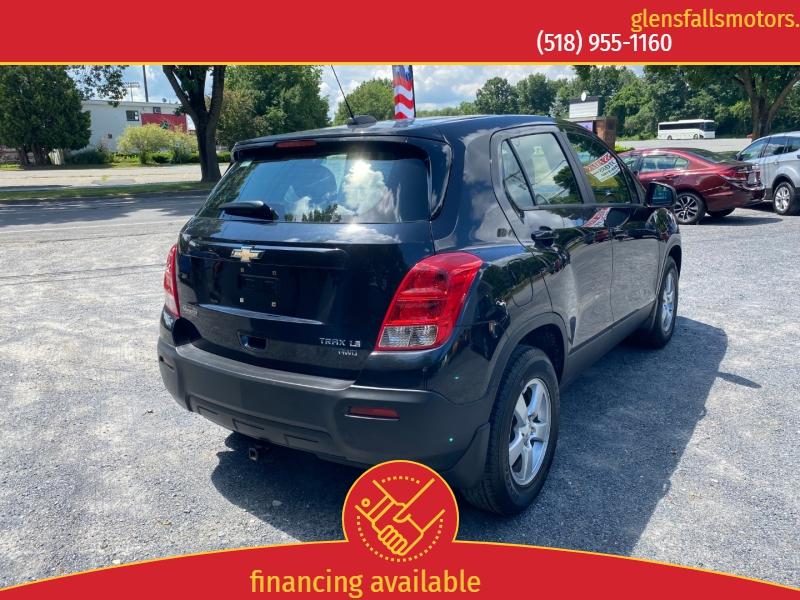Chevrolet Trax 2015 price $11,988