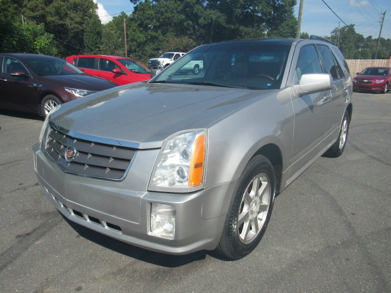 2005 cadillac srx 4dr v6 suv inventory bbs auto sales auto dealership in fort mill north. Black Bedroom Furniture Sets. Home Design Ideas