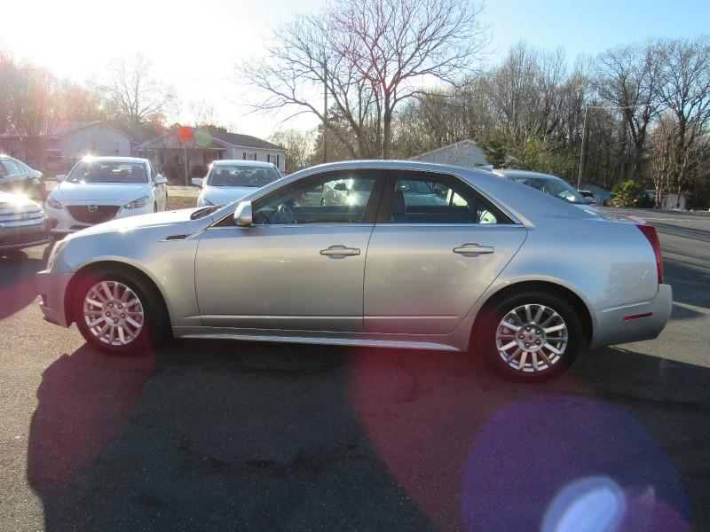 Cadillac CTS Sedan 2012 price $9,995