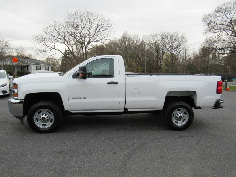 Chevrolet Silverado 2500HD 2018 price $32,995