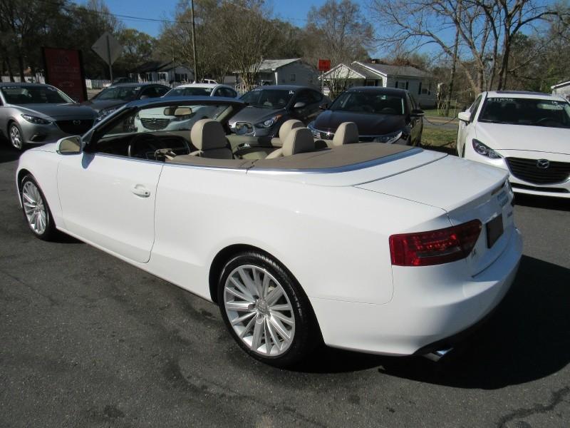 Audi A5 2012 price $11,995