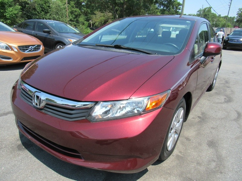 Honda Civic 2012 price $7,495