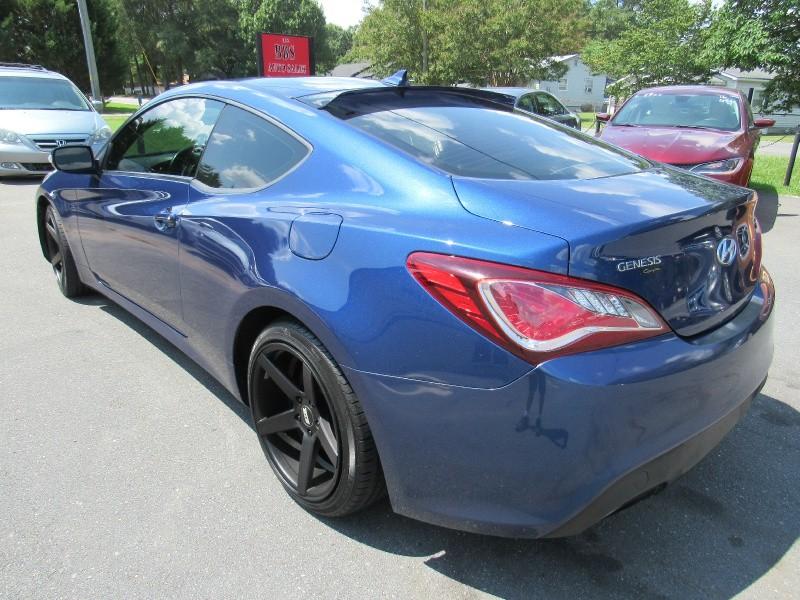 Hyundai Genesis Coupe 2014 price $9,995