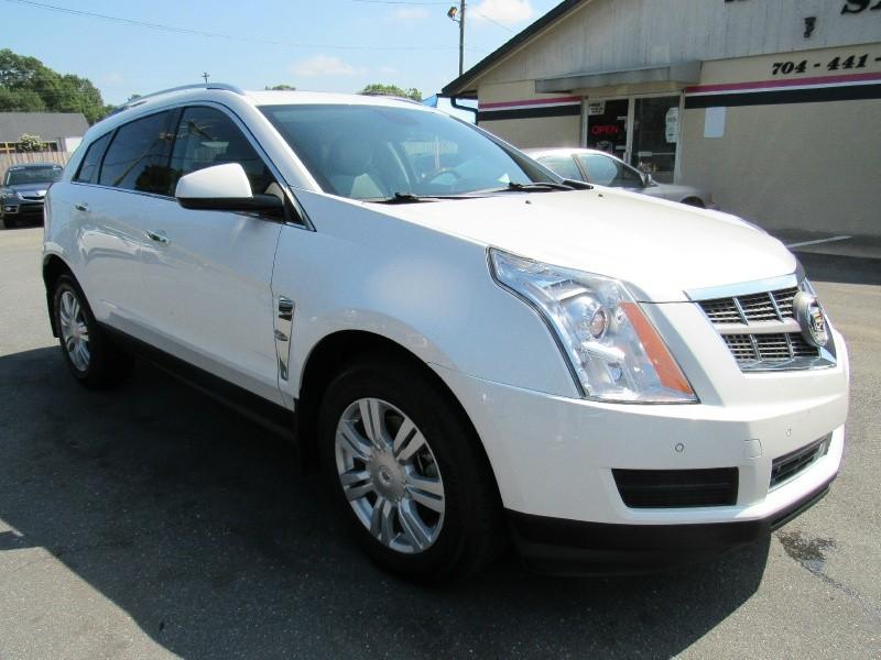 Cadillac SRX 2010 price $12,495