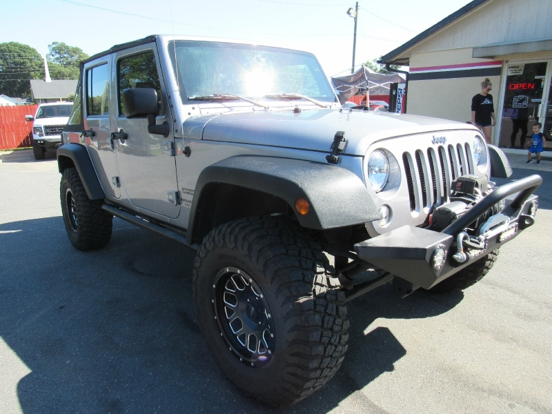 Jeep Wrangler Unlimited 2016 price $31,495