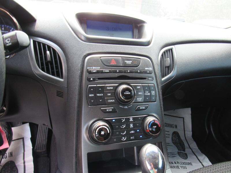 Hyundai Genesis Coupe 2012 price $7,995