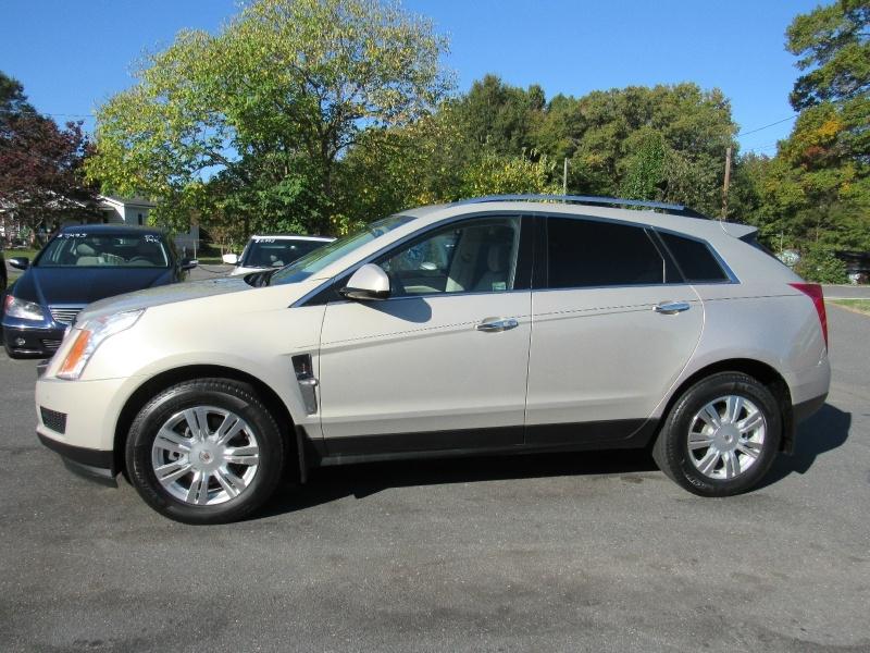 Cadillac SRX 2010 price $9,495