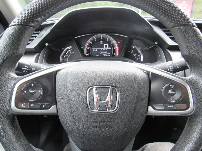 Honda Civic Sedan 2016 price $13,495