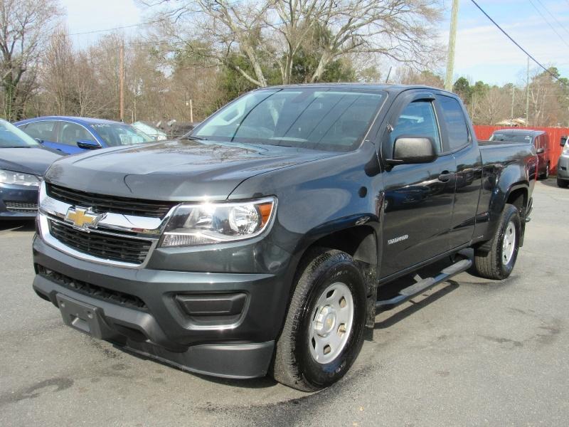 Chevrolet Colorado 2018 price $15,995