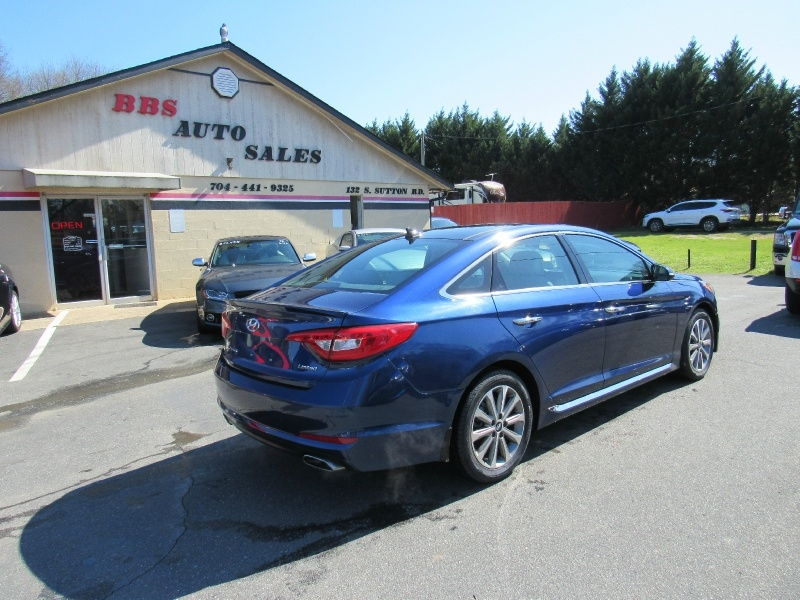 Hyundai Sonata 2016 price $12,495