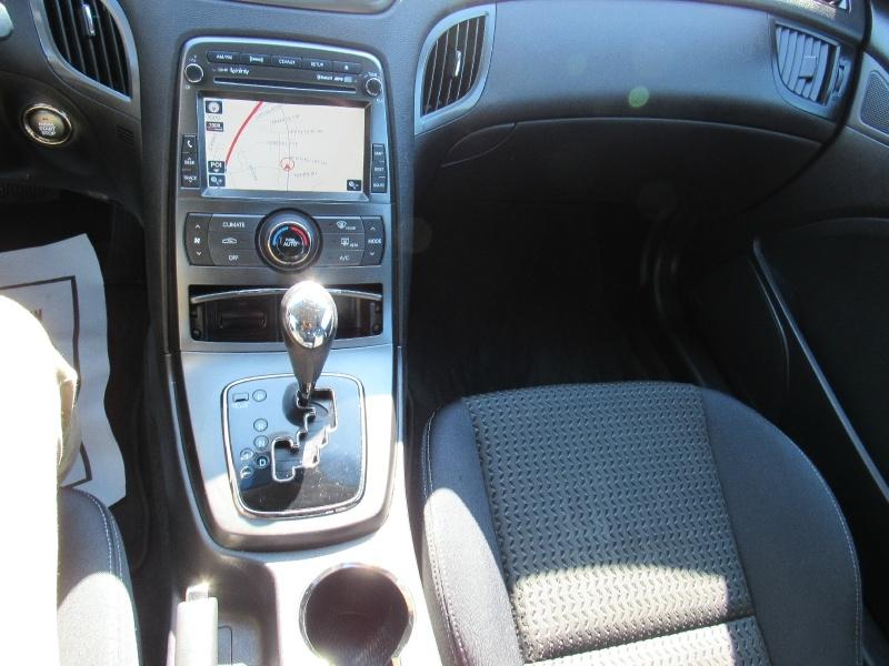 Hyundai Genesis Coupe 2012 price $9,495
