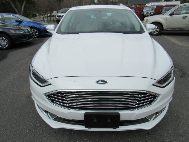 Ford Fusion 2017 price $11,995