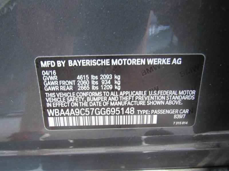 BMW 4 Series 2016 price $21,995