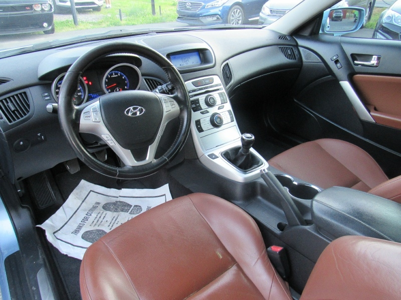 Hyundai Genesis Coupe 2010 price $7,495