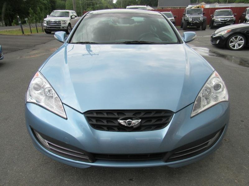 Hyundai Genesis Coupe 2012 price $7,495