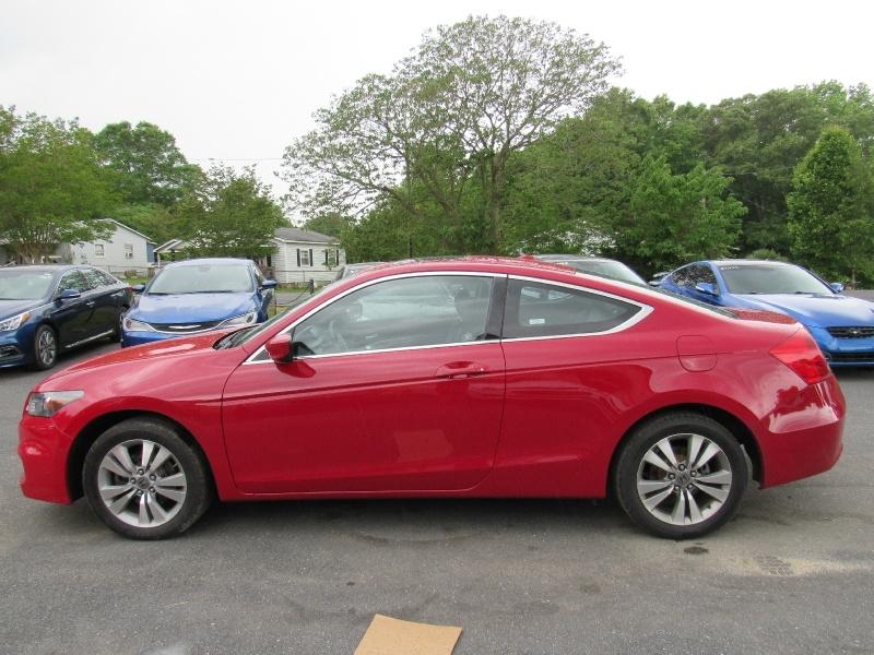 Honda Accord Cpe 2012 price $7,995