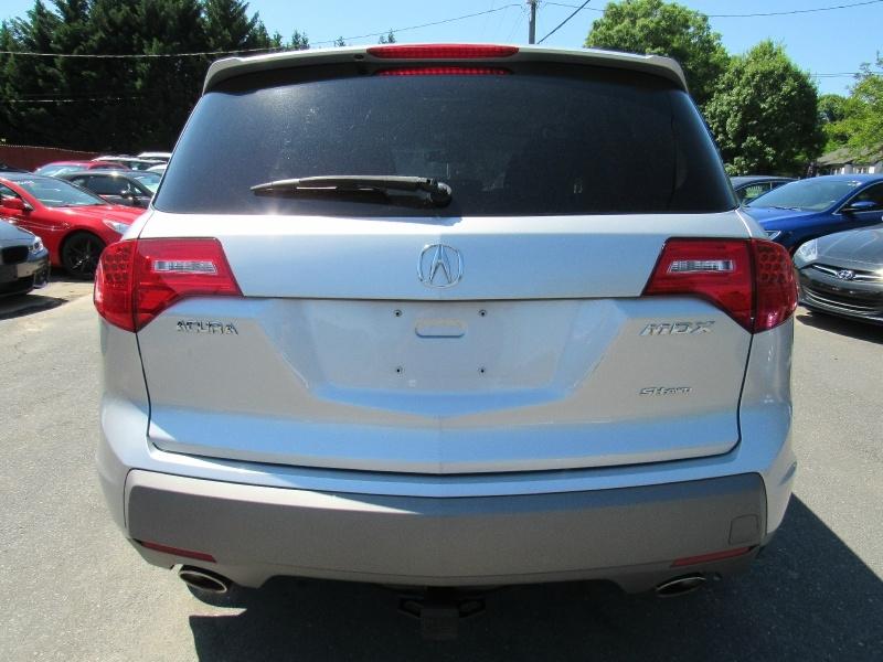Acura MDX 2008 price $7,495
