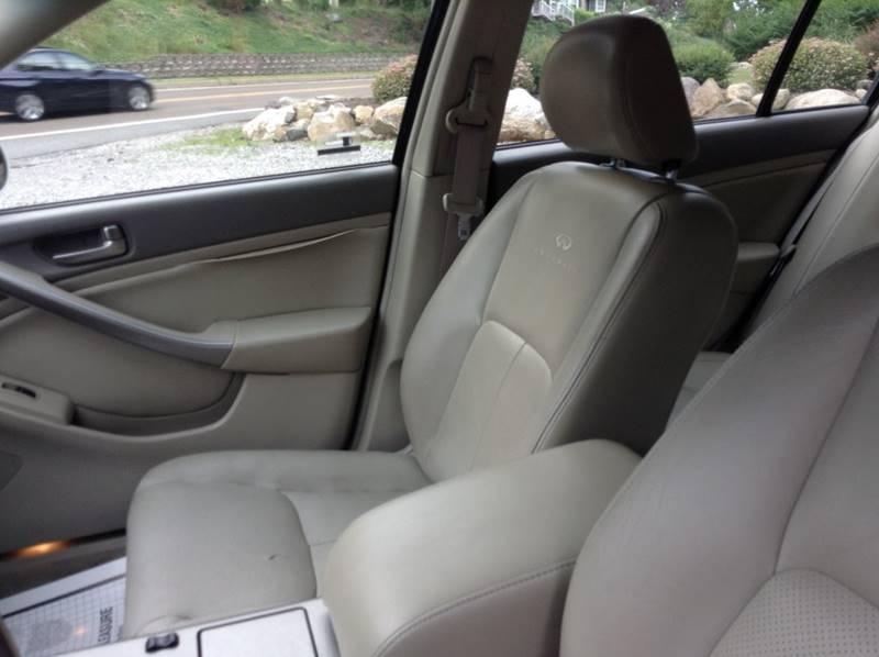 Infiniti G35 2004 price $1,495