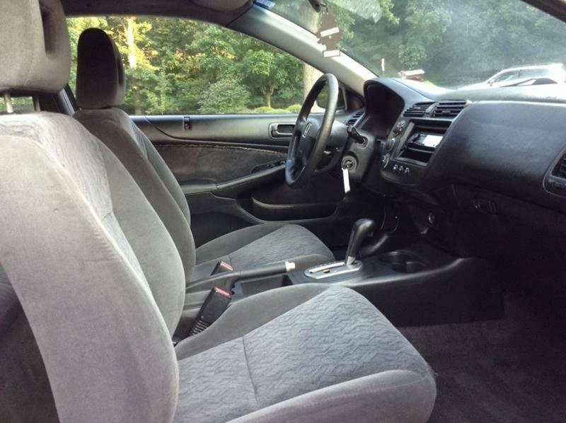 Honda Civic 2001 price $1,495