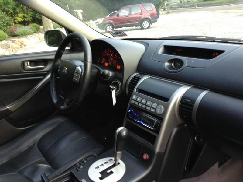 Infiniti G35 2004 price $2,995