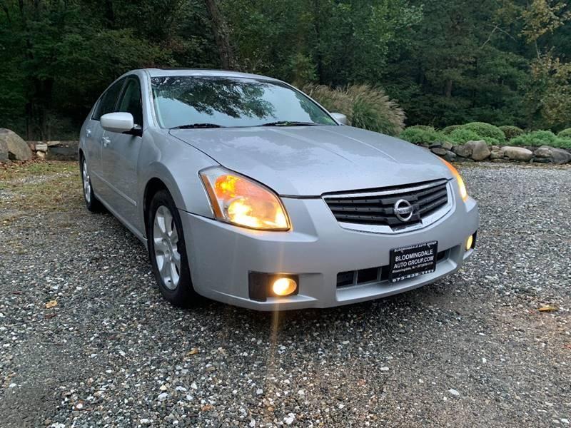 Nissan Maxima 2008 price $3,995