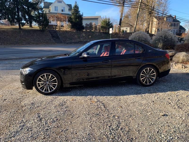 BMW 3 Series 2017 price $19,995