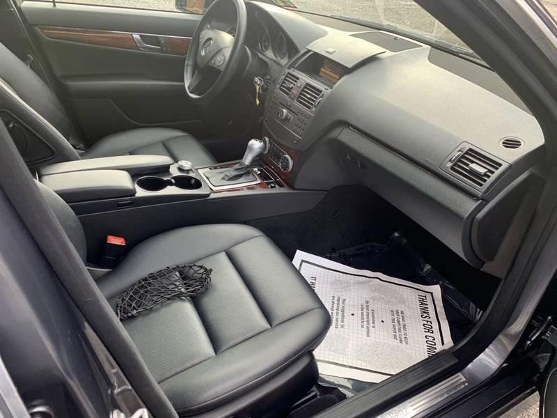 Mercedes-Benz C-Class 2010 price $8,995