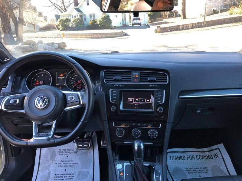 Volkswagen Golf GTI 2015 price $11,995