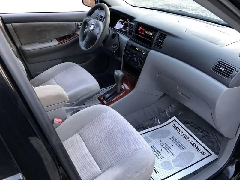 Toyota Corolla 2006 price $2,995