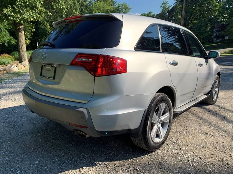 Acura MDX 2009 price $9,995