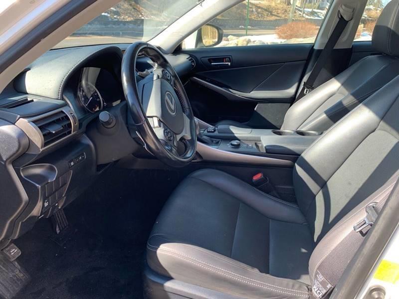 Lexus IS 300 2016 price $19,995