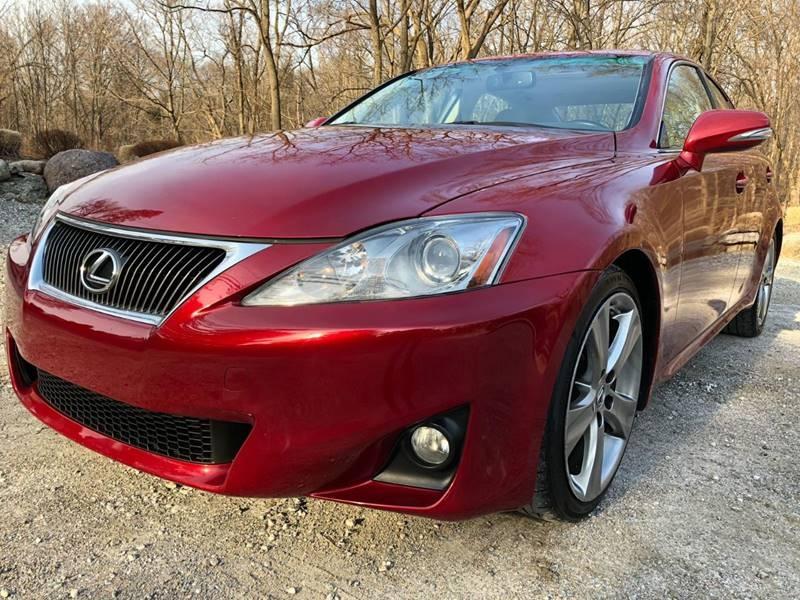 Lexus IS 250 2013 price $10,995