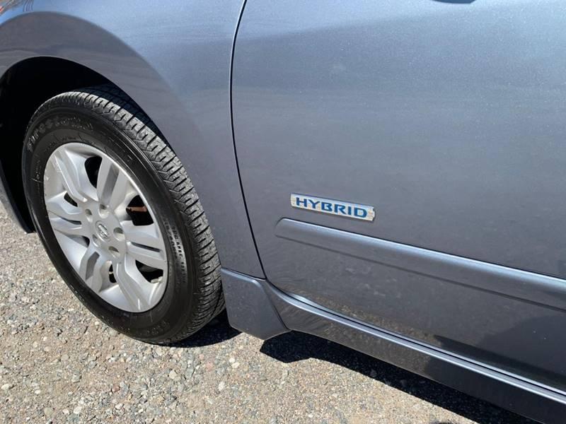 Nissan Altima Hybrid 2011 price $3,995
