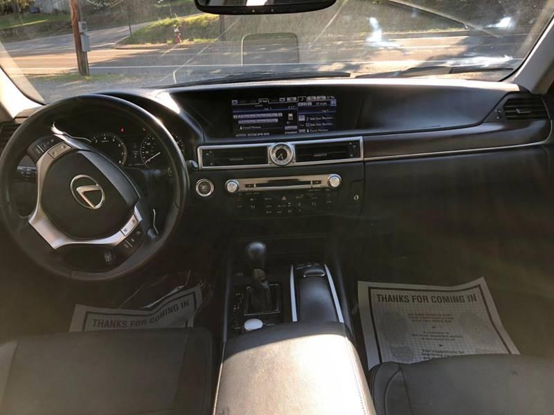 Lexus GS 350 2013 price $19,995