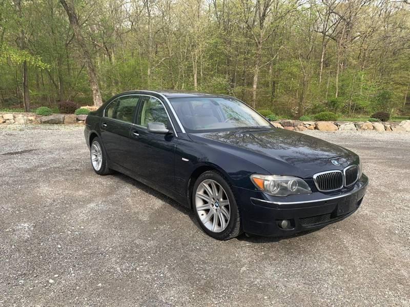 BMW 7 Series 2006 price $3,995