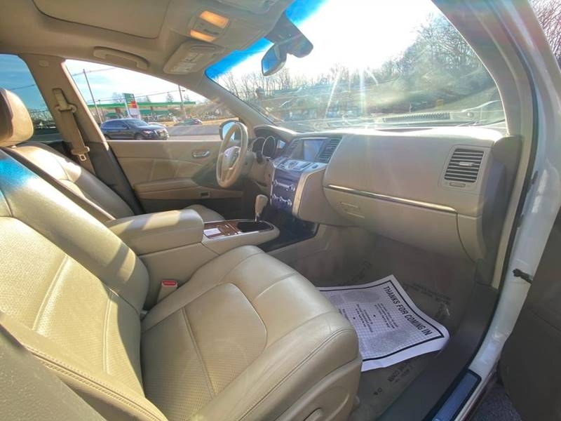 Nissan Murano 2012 price $8,995