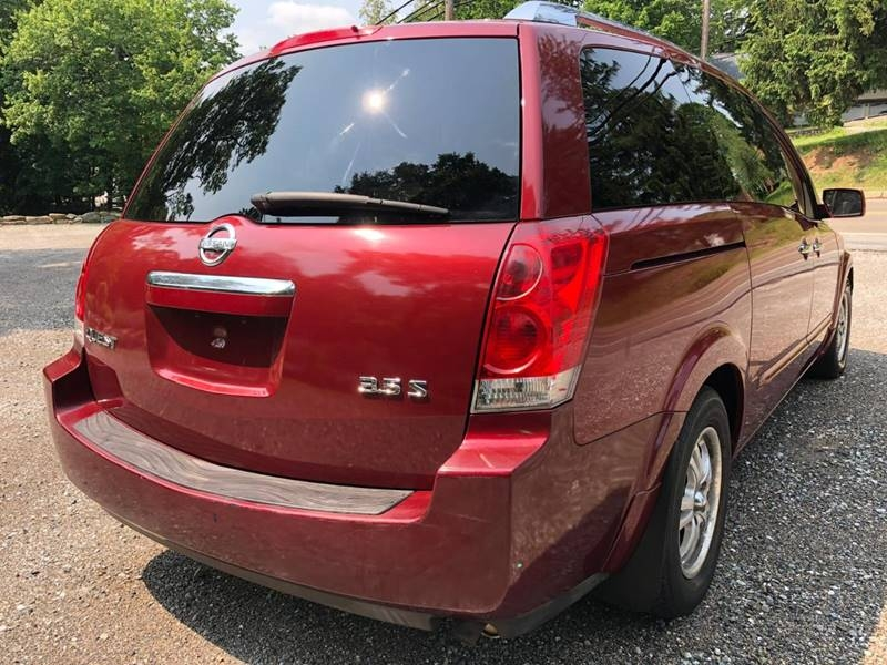 Nissan Quest 2008 price $2,995